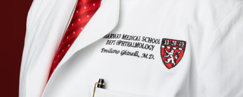 Oftalmologo Harvard Medical School
