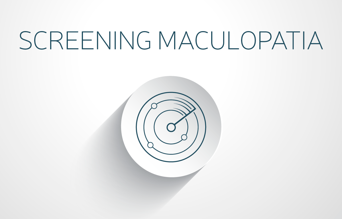 Screening maculopatia