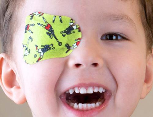 La vista del Bambino . Un occhio performante che corregge alcune situazioni